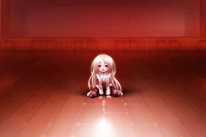 Gothic Delusion Anime Girl 4k