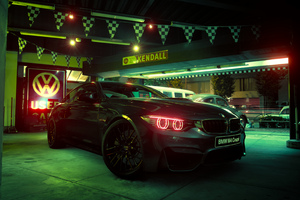 Gran Turismo Bmw M4 Coupe 4k Wallpaper
