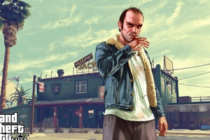 Grand Theft Auto Trevor Wallpaper