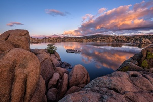 Granite Dells Wallpaper