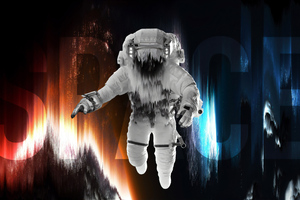 Gravity Astronaut 4k Wallpaper