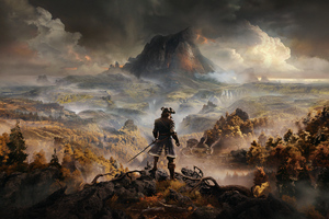 Greedfall Wallpaper