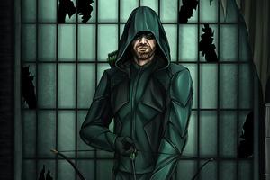 Green Arrow 4k