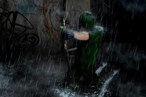 Green Arrow Digital Art
