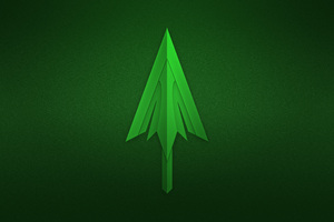 Green Arrow Logo