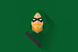 Green Arrow Minimal