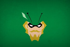 Green Arrow Minimalism