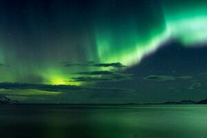 Green Aurora Boreali 5k