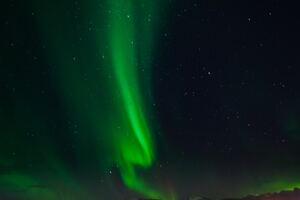 Green Aurora Lights 4k 5k Wallpaper