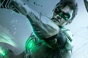 Green Lantern 2 Wallpaper