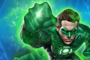 Green Lantern 4k 2019 Wallpaper