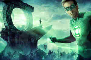 Green Lantern 5k Wallpaper