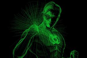 Green Lantern Arts