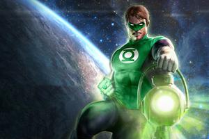 Green Lantern DC Universe