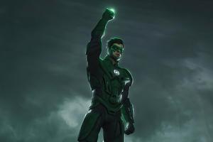 Green Lantern Is Back