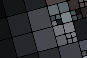 Grey Cubes 8k Wallpaper