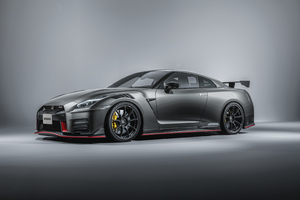 Grey Nissan Gtr 2020 4k Wallpaper