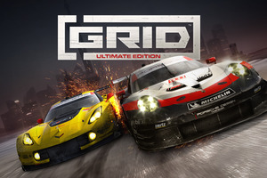 Grid 2019 Wallpaper