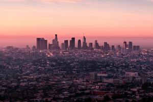 Griffith Observatory Los Angels United States Wallpaper