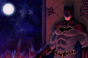 Grim Reaper Batman Rebirth 4k