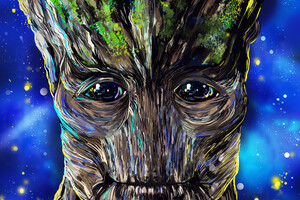 Groot Artwork