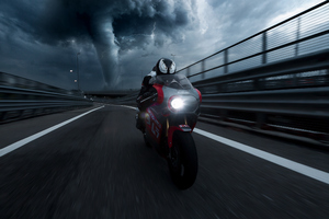 GSXR 1100 Venom Wallpaper
