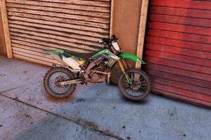 Gta 5 Kawasaki Kx450f 4k