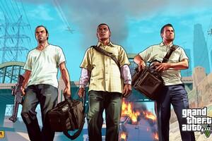 GTA 5 Rockstar Game