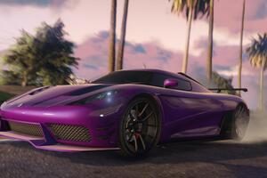 GTA Online Southern San Andreas Super Sport Series