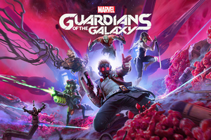 Guardians Of The Galaxy Marvel 8k Wallpaper