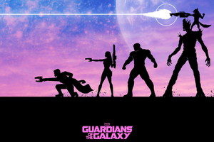 Guardians Of The Galaxy Movie Wallpaper