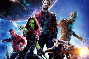 Guardians Of The Galaxy Wide Wallpaper