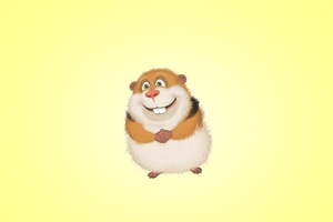 Guinea Pig Hamster Wallpaper