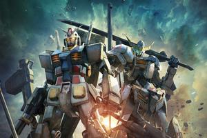 Gundam Versus 2017
