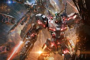 Gundam Versus Wallpaper
