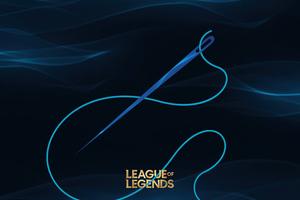 Gwen A Thread League Of Legends 4k Wallpaper