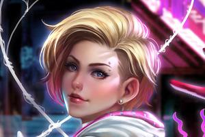 Gwen Stacy 4kart Wallpaper