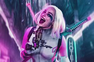 Gwenpool X Harley Quinn Wallpaper