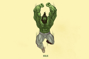 Gym Trainer Hulk Wallpaper