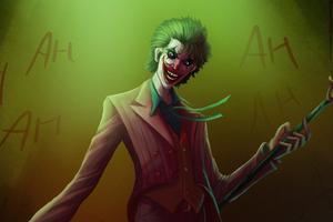 Ha Ha Ha Joker Wallpaper