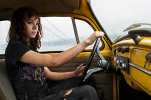 Hailee Steinfeld As Charlie Watson In Bumblebee Movie 2018 5k