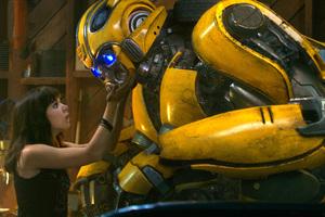 Hailee Steinfeld In Bumblebee Movie 2018 Entertainment Weekly