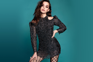 Hailee Steinfeld Magazine Cover Photoshoot 4k Wallpaper