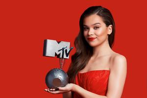 Hailee Steinfeld MTV Europe Music Awards 2018 5k