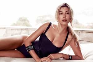 Hailey Baldwin 2019 New