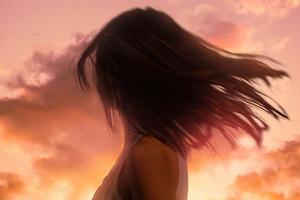 Hairs In Air