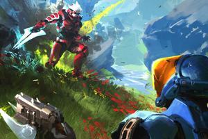 Halo 3 Game Wallpaper
