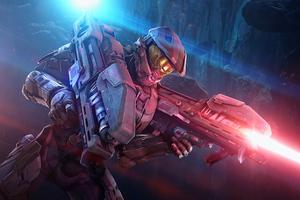 Halo 4k New