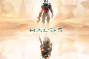Halo 5 Guardians 2015 Wallpaper
