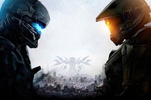 Halo 5 Guardians 4k Wallpaper